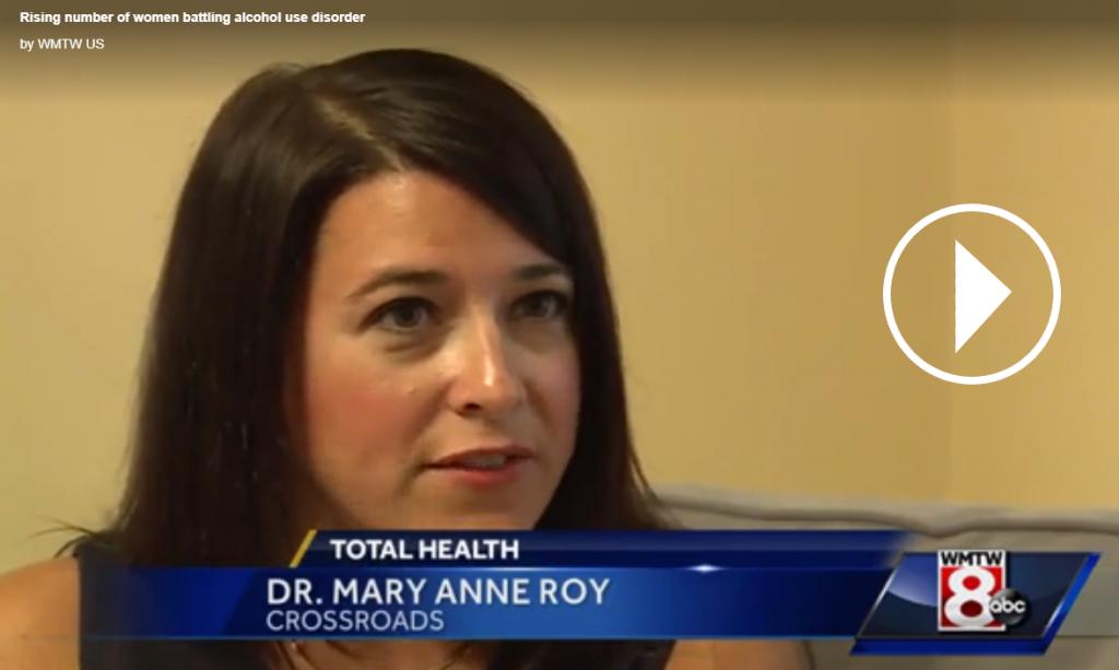 Dr Mary Ann Roy Crossroads